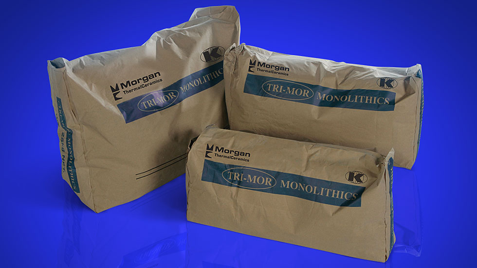 Refractory Products Monolithics Packages